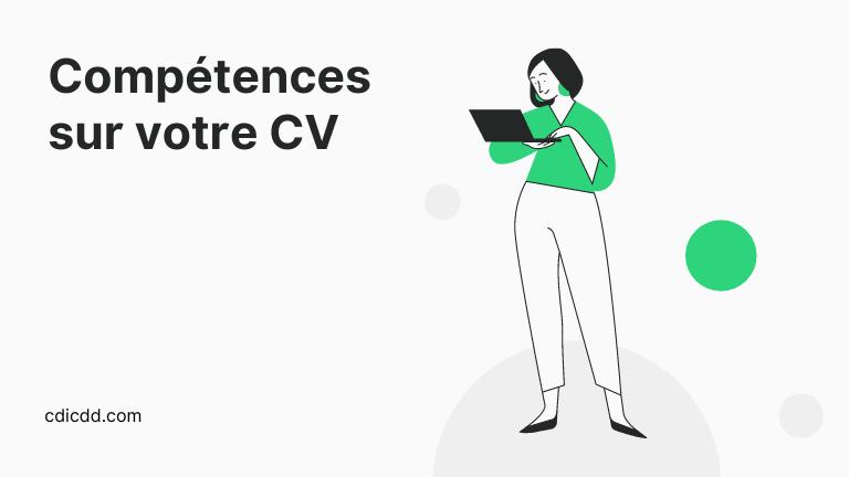 Compétences sur votre CV