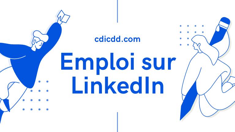 LinkedIn pour trouver un emplo