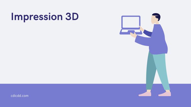 Impression 3D Marque Mode