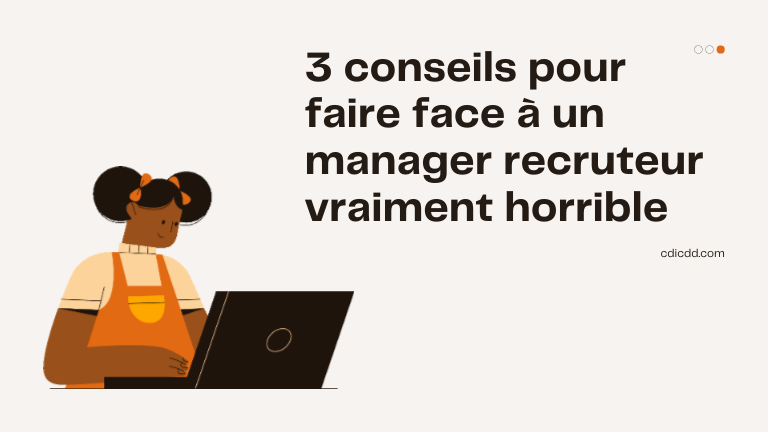 Manager recruteur