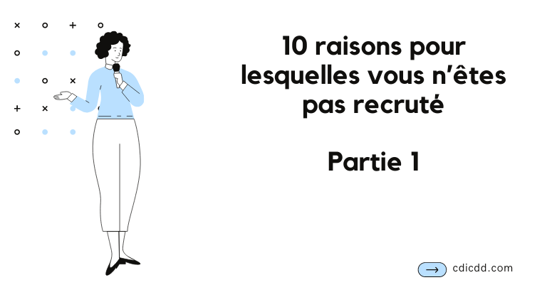 Secret de recruteurs